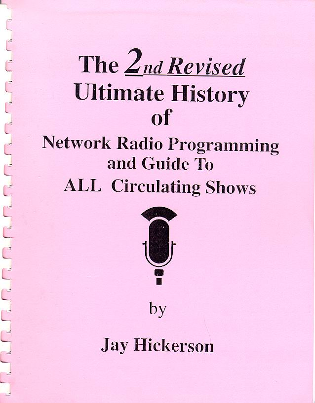 Jay Hickerson Publications